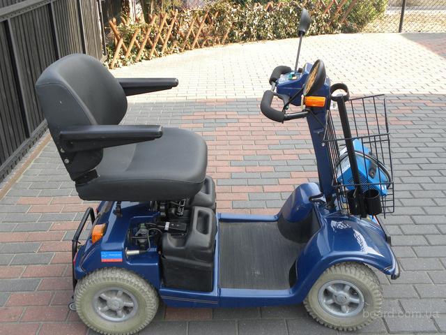 электроскутер скутер для инвалидов
