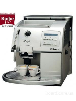 кофемашина (кофеварка ) Saeco Magic Comfort Plus Redesign