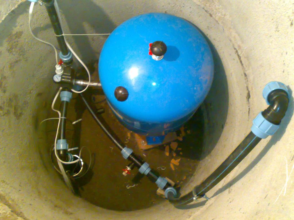 Водяная станция для дома своими руками 31
