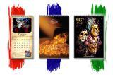 Дизайн, печать и изготовление календарей с логотипом