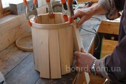 Изготовление бочек из дерева видео