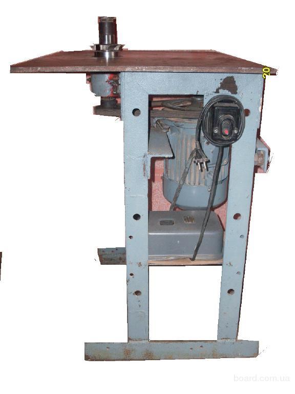 Вертикальный фрезерный станок по дереву чертежи