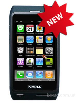 Nokia n 8 duos на 2 sim тв java подарок 2gb