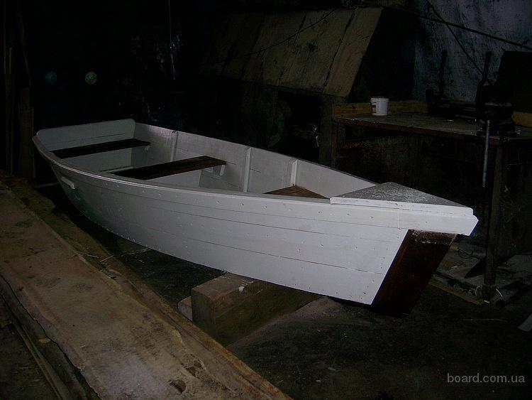 как построить деревянную лодку плоскодонку