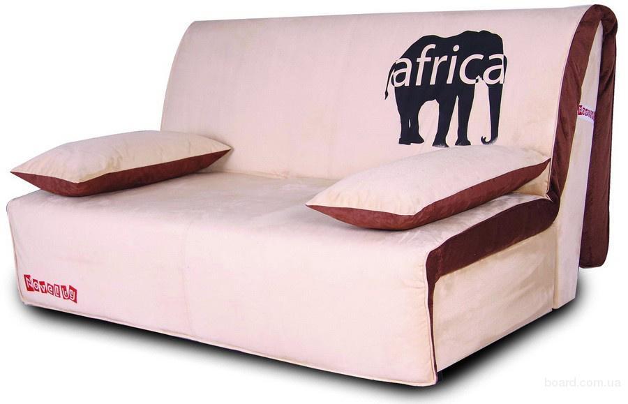 Диван раскладной со съёмным чехлом 02 Африка