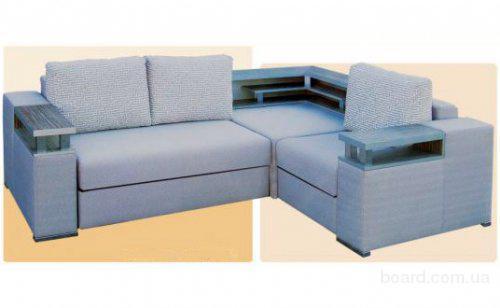 продам : Современный угловой диван Даллас 6064грн