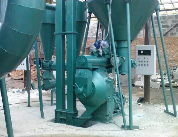 ...узлы для производства топливных гранул ( пеллет ), на базе...