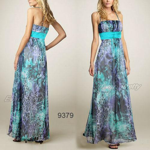 самые красивые вечерние платья русалки