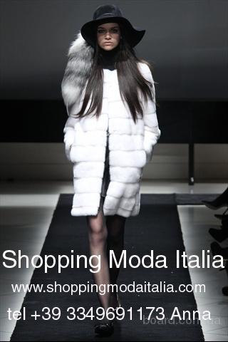 Итальянская шуба из Милана по оптовой цене