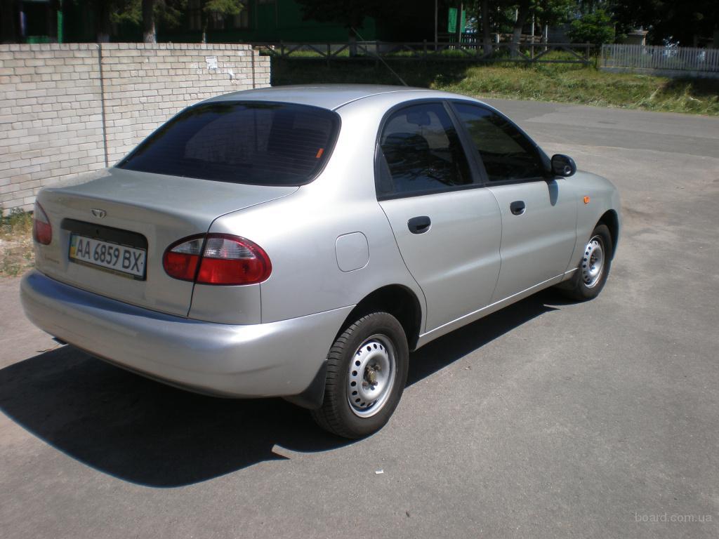 Daewoo sens кредит украина