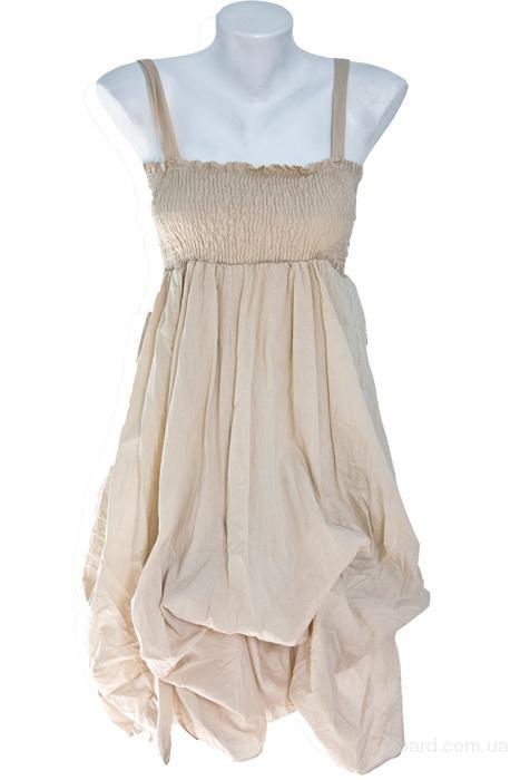 как сшить летнее длинное платье