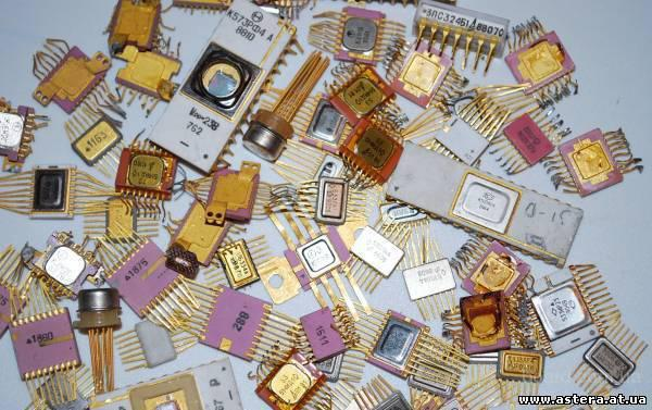 Похожие материалы.  Содержание драгоценных металлов в компонентах радиоэлектронной аппаратуры.