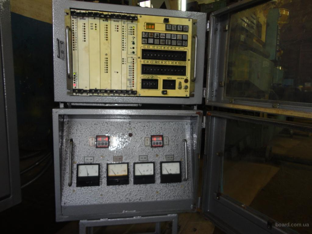 Блок Управления для термопластавтоматов
