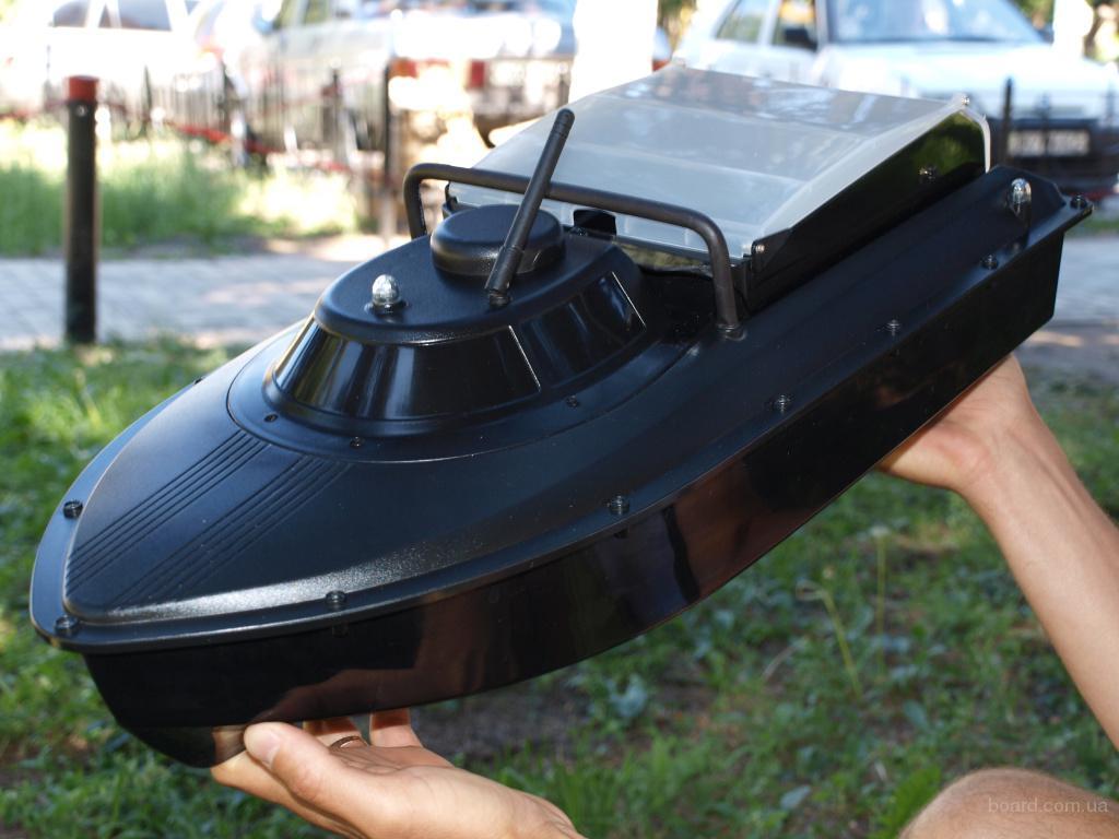 катер для завоза прикормки и снастей харьков