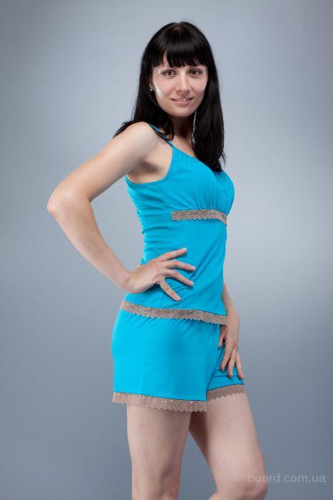 Предлагаем оптом женские пижамы