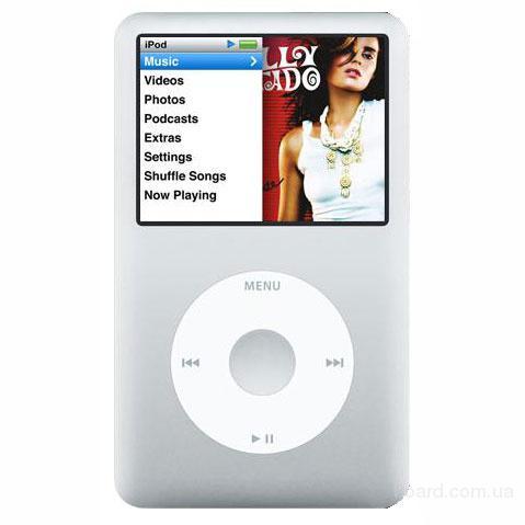 aple ipod klassic 80 gd купить