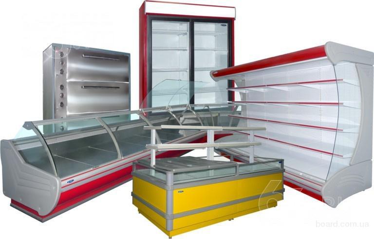 Холодильное оборудование новое и б у