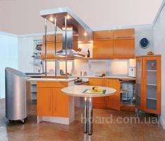 дизайн проект кухни 9 м.