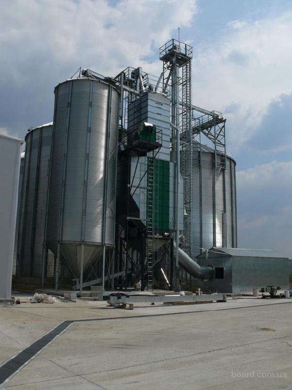 Зерносушилки любой производительности 098 041 29 30 Зерносушилки,Элеваторы...
