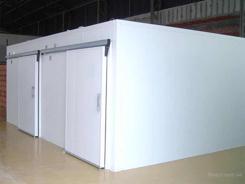 Строительство холодильных и морозильных камер в Крыму.Доставка,монтаж,гарантия,сервис.