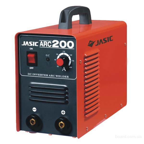 Киев и Киевская область, Украина.  Сварочный инвертор JASIC ARC 200 предназначен для ремонтных работ...