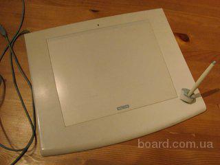 """Профессиональный планшет Wacom Intuos 2. 9""""x12"""" A4"""
