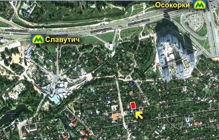 Продам дачу в Киеве (Осокорки) рядом с метро