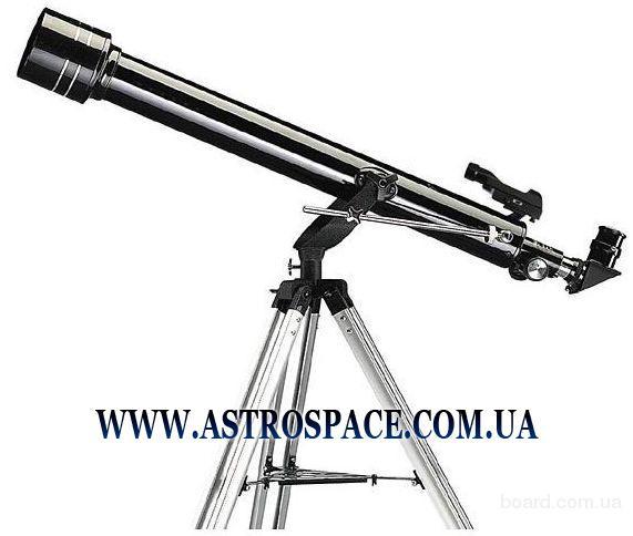 Телескоп рефрактор Bresser Stellar 608 AZ