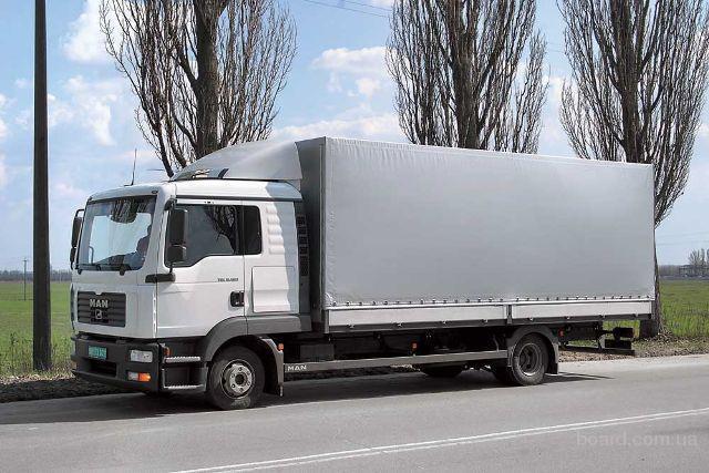 Грузоперевозки Киев  5 тонн