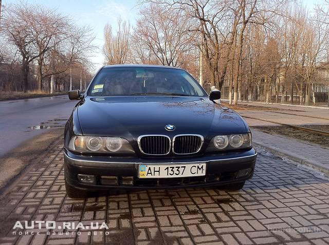 купить бмв в украине BMW 525.