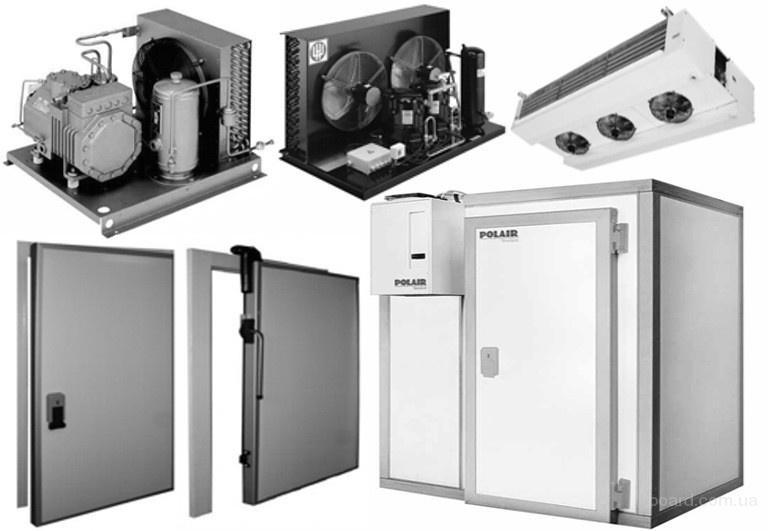 Холодильное,морозильное оборудование с установкой в Крыму.Доставка,монтаж,гарантия,сервис.