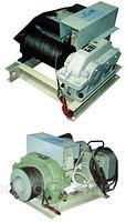 Лебедки электрические ТЛ-12А, ТЛ-12Б