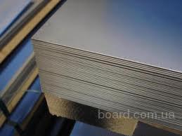 Лист нержавеющий 1мм технический AISI 430 12Х17 матовый 1х1250х2500 1х1500х3000 матовый жаростойкий