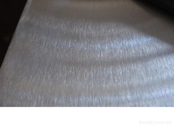 Нержавеющий технический лист 0,8мм 0,8х1250х2500 AISI 430 12Х17 зеркальный шлифованный матовый нержавейка