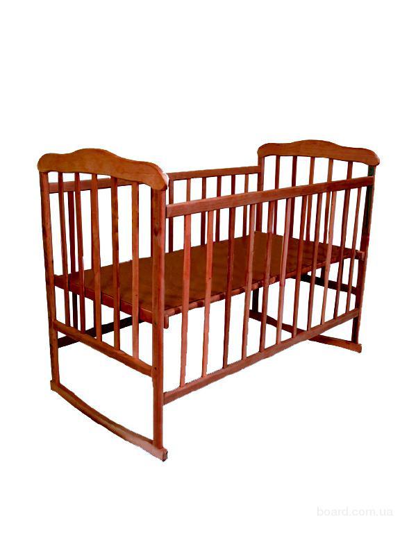 Кроватки своими руками из дерева
