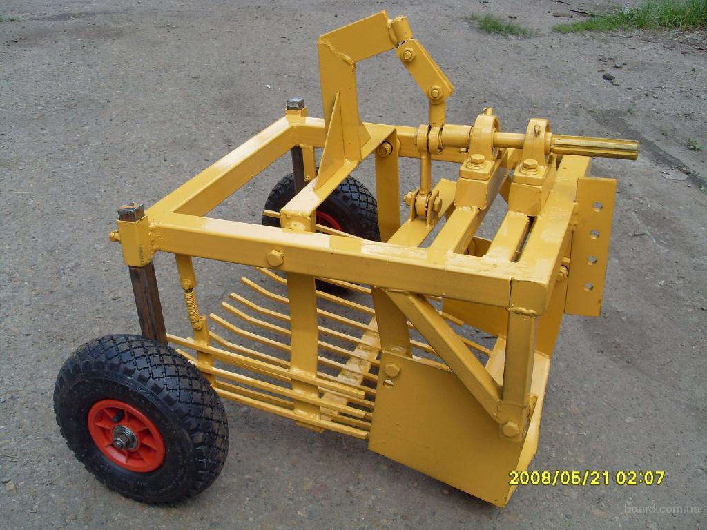 Почвофреза для трактора и минитрактора