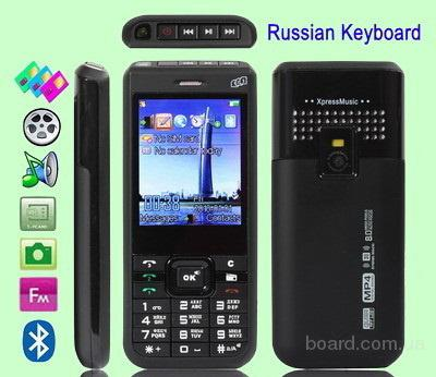 H999 -Телефон с ТРЕМЯ АКТИВНЫМИ SIM-КАРТАМИ