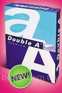Double A - офисная бумага премиум класса