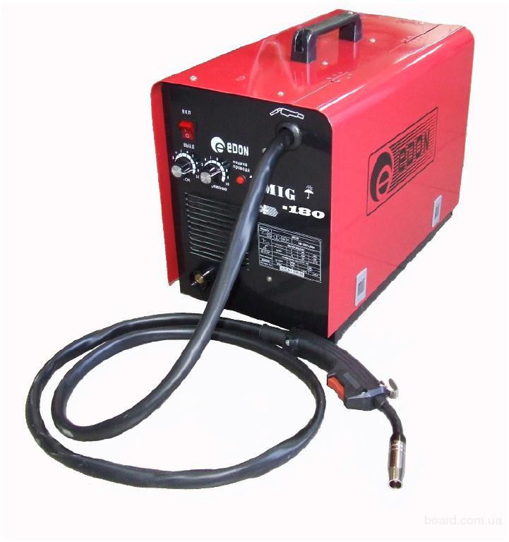 Основной продукцией китайской компании EDON являются сварочные аппараты инверторного типа.