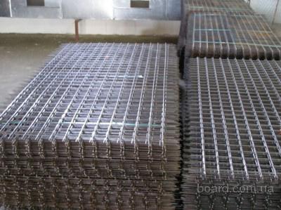 Купить сетку сварную из металла высокого качества...