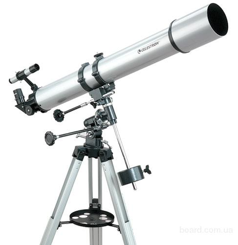 Телескоп рефрактор Celestron Power Seeker 70-EQ