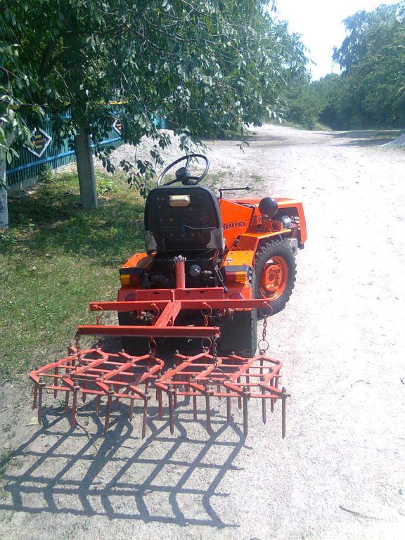 Мини трактор Беларус 082 - продам.