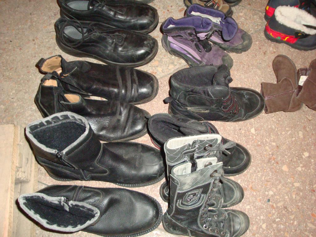 Обувь мужская, детская Николаев