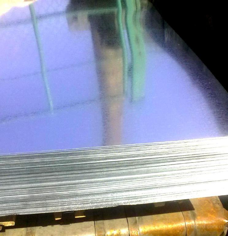 Оцинкованная сталь листовая. Профнастил.