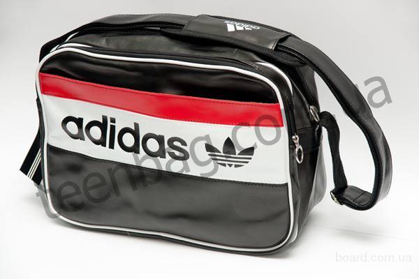 Сумки молодёжные Nike, Adidas, Puma, Converse, Fred Perry, Оптом и в...