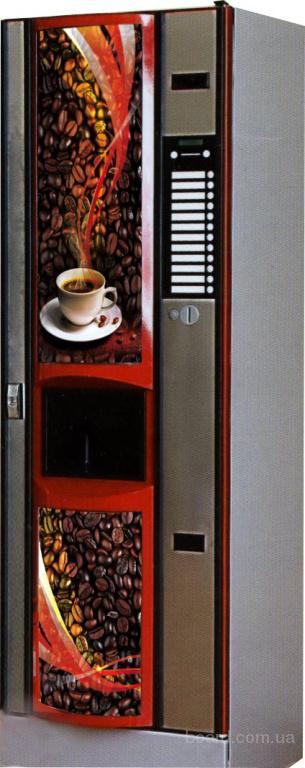Кофейные автоматы по приготовлению и продаже напитков на основе...