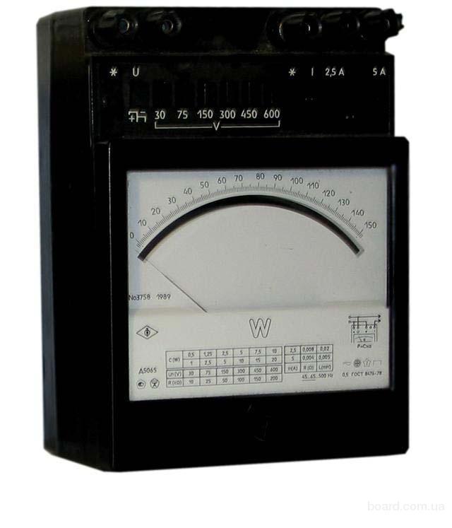 Вольтмтер Э350