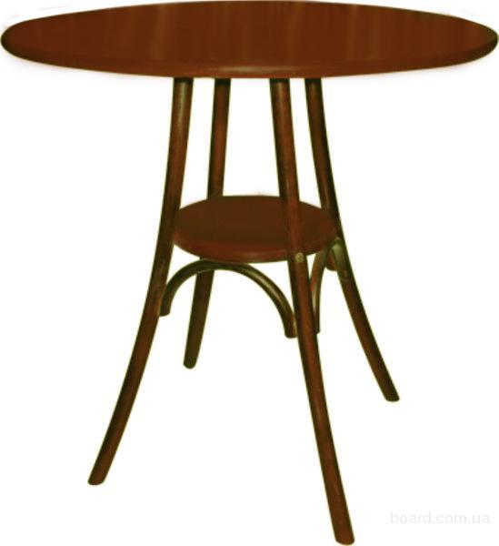 Стол Ирландия (Классик) темный орех для бара,кафе