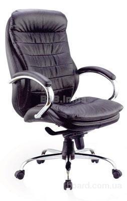 Кресло руководителя Валенсия черное