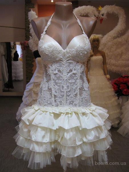 Свадебные платья трансформер, фото.